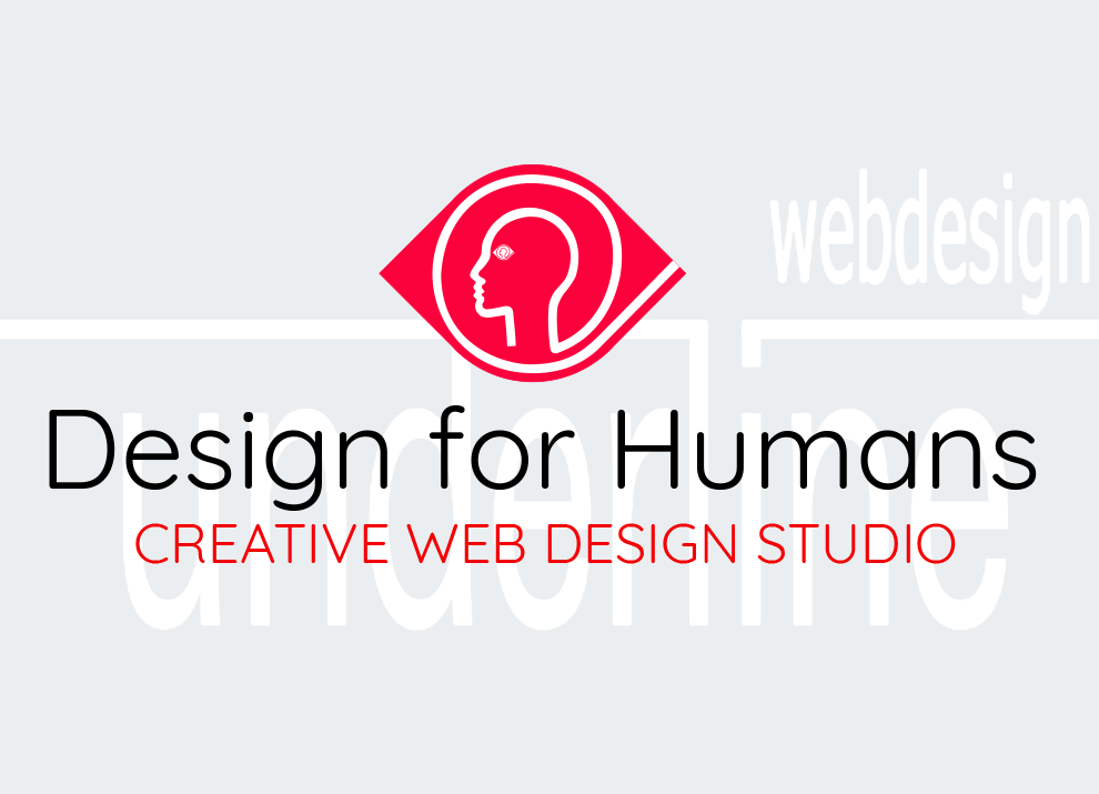 Aus underline webdesign Berlin wird Design for Humans